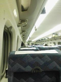 新幹線いまだ動かず